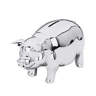Reed & Barton Classic Piggy Bank