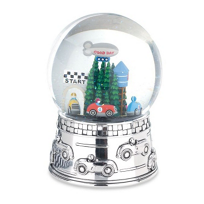 Reed_and_Barton_Race_Car_Waterglobe