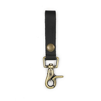 RUSTICO SUPER LOOP KEYCHAIN - BLACK