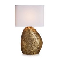 Michael_Aram_Pebble_Table_Lamp