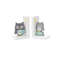 Reed_and_Barton_Hazenut_Hollow_Owl_Bookends