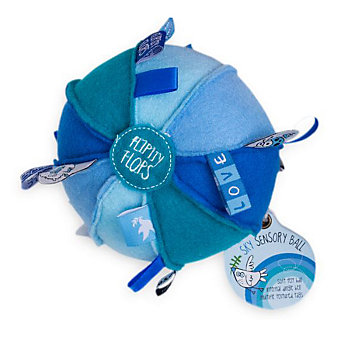 OB DESIGNS SENSORY BALL BLUE