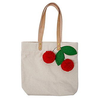 Meri Meri Cherry Tote Bag