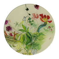 Working_Title_Raoul_Dufy_Bouquet_Plate