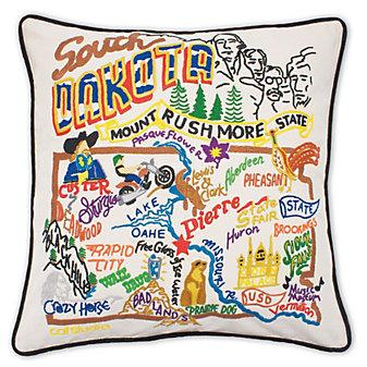 Catstudio South Dakota Pillow