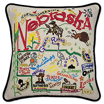 Catstudio Nebraska Pillow