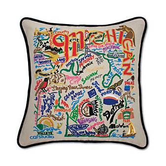 Catstudio Michigan Pillow