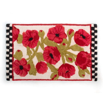 MacKenzie-Childs_Poppy_Bath_Mat
