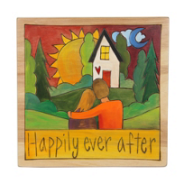 sticks_happily_ever_after_7x7_plaque