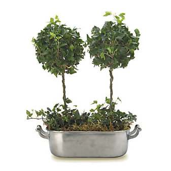 Match Large Planter with Handles
