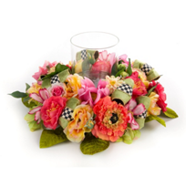 MacKenzie-Childs_Sunburst_Candle_Centerpiece
