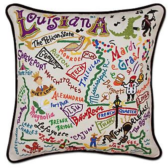 Catstudio Louisiana Pillow