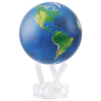 "Mova Satellite View Natural Earth, 4.5"""