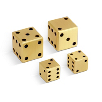 L'Objet_Dice_Pairs,_Small_&_Large