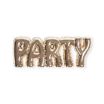 8 Oak Lane Balloon Shelf Talker - PARTY