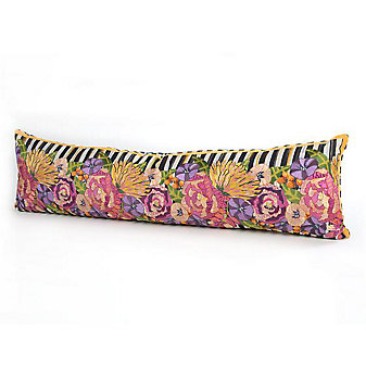 MacKenzie-Childs Shakespeare's Garden Lumbar Pillow - Large