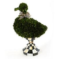MacKenzie-Childs_Duck_Topiary