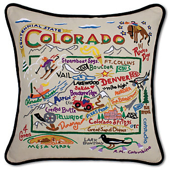 Catstudio Colorado Pillow
