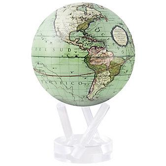 mova cassini terrestrial (green) globe