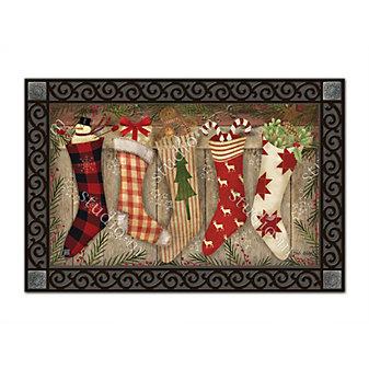 studio-m christmas stockings matmate