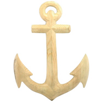 HomArt_Carved_Wood_Anchor