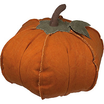 primitives by kathy x-large fabric pumpkin