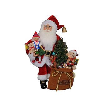 karen didion lighted toys galore santa
