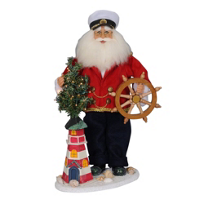 karen_didion_limited_edition_lighthouse_captain_santa