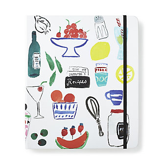 Kate Spade Bella Pantry Recipe Book
