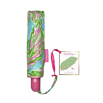 Lilly Pulitzer In The Bungalows Umbrella