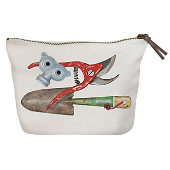 mary lake-thompson garden tools canvas pouch
