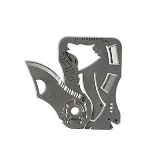 zootility wildcard wallet knife multitool