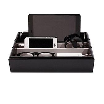 oyo tech tray in black