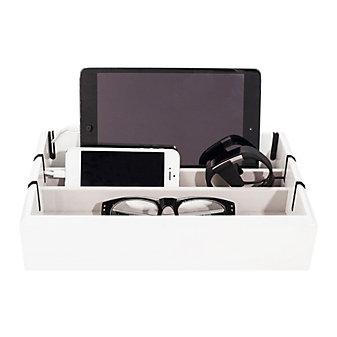 oyo tech tray in white