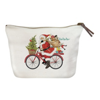 mary_lake-thompson_red_bike_santa_canvas_pouch
