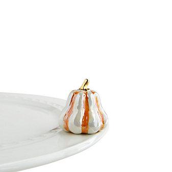 Nora Fleming Orange Squash Mini
