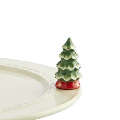 Nora Fleming Christmas Tree Mini