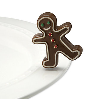 Nora Fleming Gingerbread Man Mini
