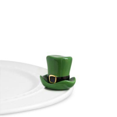 Nora Fleming St. Pattys Hat Mini