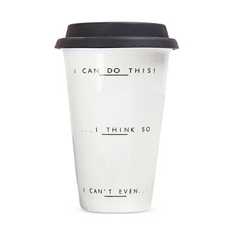 8 Oak Lane I Can Do It Travel Mug