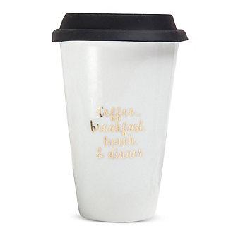 8 Oak Lane Coffee Breakfast Travel Mug