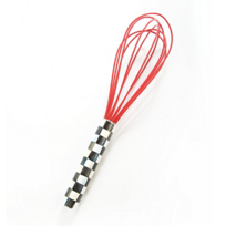 Mackenzie-Childs_Red_Courtly_Check_Whisk,_Large