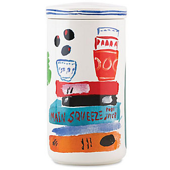 Kate Spade All In Good Taste Party Pantry Tall Canister
