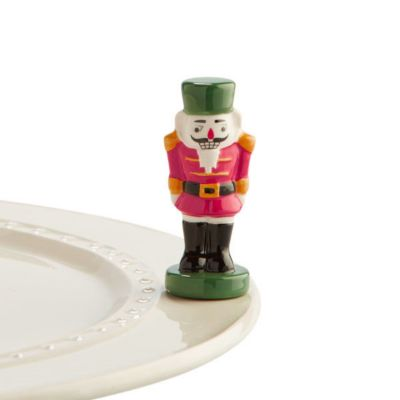 Nora Fleming Nutcracker Mini