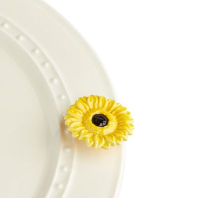 Nora Fleming Sunflower Mini