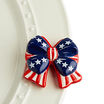 Nora Fleming Independence Bow