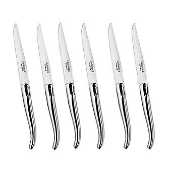 Alan Saint-Joanis Laguiole S/6 Steak Knives