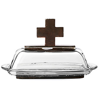 Jan Barboglio Blessed Butter Dish