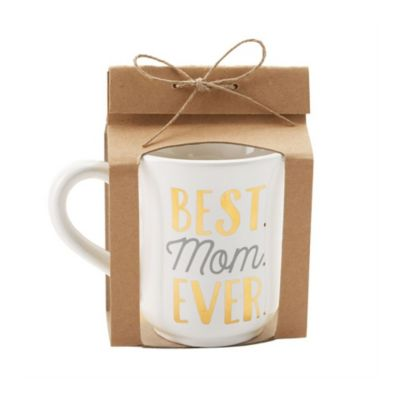 MUD PIE BEST MOM EVER MUG