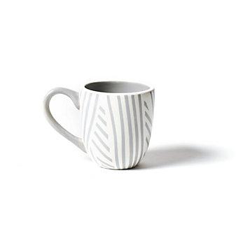 coton colors stone overlap mug